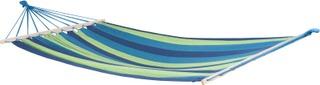 House Riippumatto Raita Sininen/Lime 120 X 210 Cm