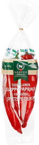 Suippopaprika 200G