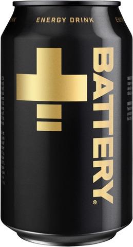Battery energiajuoma tölkki 0,33 L