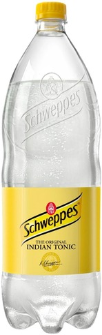 Schweppes Indian Tonic Virvoitusjuoma Muovipullo 1,5 L