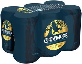 Crowmoor Dry Apple 33 cl tlk 6-pack