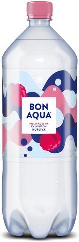 Bonaqua Villivadelma Kivennäisvesi Muovipullo 1,5 L