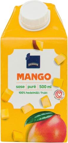 Rainbow 500Ml Mangosose