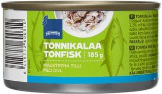 Rainbow 185/138G Tonnikalaa Mausteena Tilli