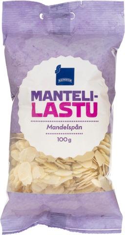 Mantelilastu
