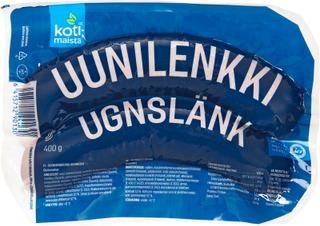 Kotimaista Uunilenkki 400 G