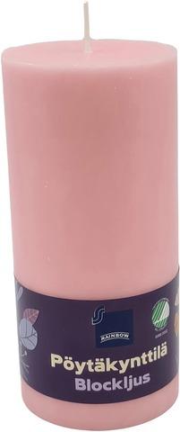 Rainbow Pöytäkynttilä Lila 70X150mm