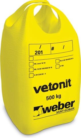 Weber Vetonit Ml 5 Muurauslaasti M100/600 500 Kg
