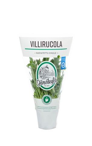 Järvikylä Min50g Villirucola Salaatti
