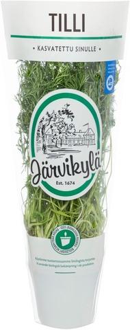 Järvikylä min50g Tilli
