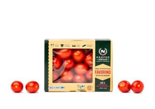 Närpiön Vihannes 600G Flavorino Tomaattirasia