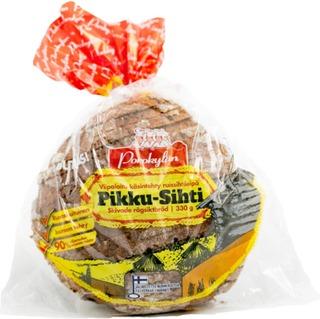 Porokylän Pikku Sihtileipä 330 G (Viipaloitu Ruissihtileipä)