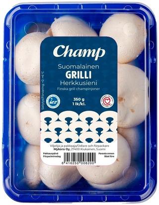 Champ Grilli Herkkusieni 350 G