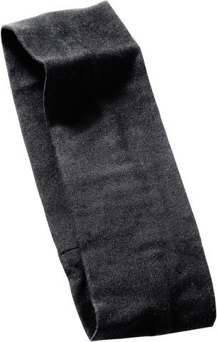Cailap hiuspanta stretch 6,5cm musta