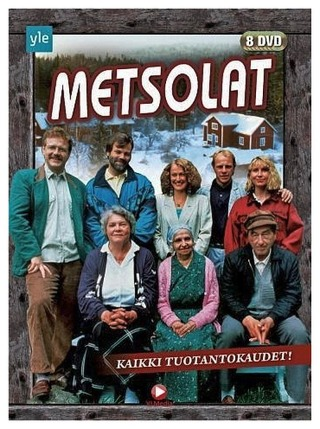 Metsolat - Megaboksi 8Dvd
