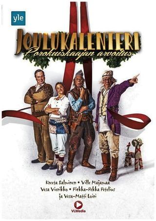 Joulukalenteri - Porokuiskaajan Arvoitus Dvd