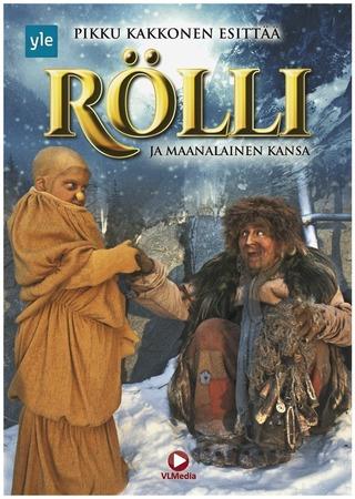 Rölli Ja Maanalainen Kansa Dvd
