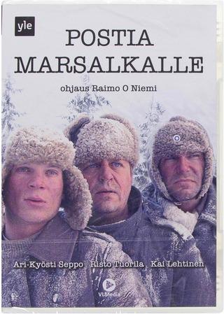 Postia Marsakalle Dvd