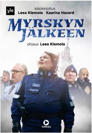 Myrskyn Jälkeen Dvd