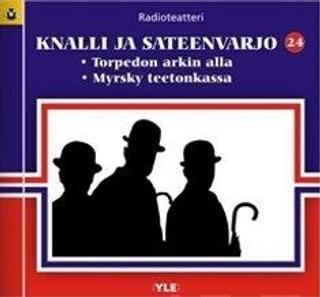 Knalli Ja Sateenvarjo 24 (Kuunnelma-Cd)