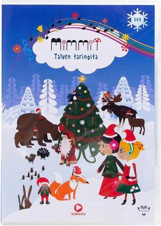 Mimmit - Talven Tarina Dvd