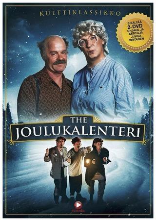 The Joulukalenteri 2Dvd