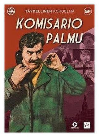 Komisario Palmu - Täydellinen Kokoelma