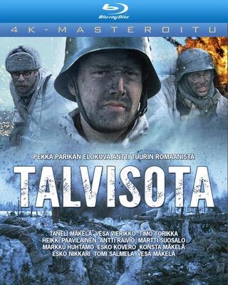 Blu-Ray Talvisota - Pekka Parikan Elokuva Antti Tuurin Romaanista
