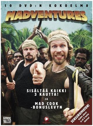 Madventures: Täydellinen Kokoelma Dvd