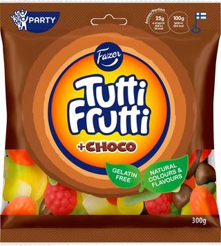 Tutti Frutti Choco 300G Makeissekoitus
