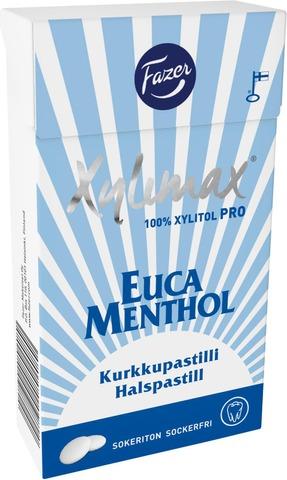 Fazer Xylimax Pro 38G Eucamenthol Täysksylitolipastilli