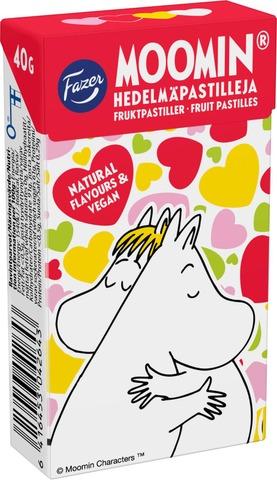 Fazer Moomin Hedelmäpastilleja 40 G