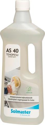 Solmaster As40 Tehopesu 1L