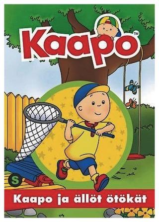 Kaapo 3 - Kaapo Ja Ällöt Ötökät Dvd
