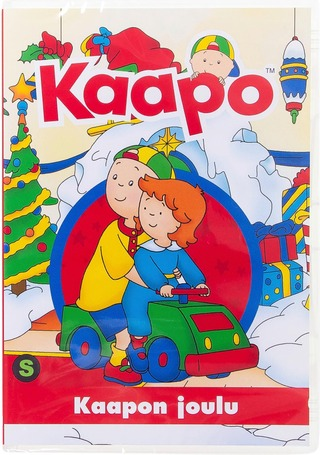 Dvd Kaapo - Kaapon Joulu