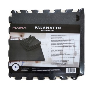 House Palamatto 89X130cm 15Mm Sininen