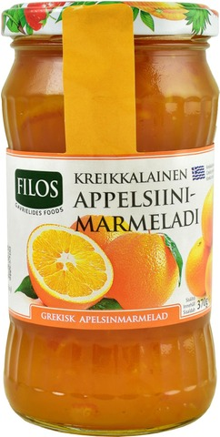 Filos 370G Kreikkalainen Appelsiinimarmeladi