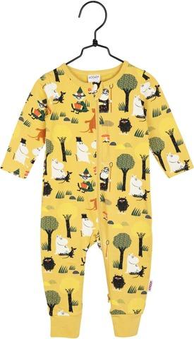 Muumi vauvojen pyjama 569537