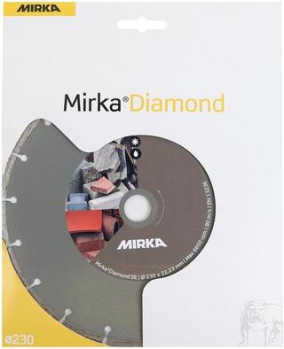Mirka Diamond Timanttilaikka 230X22,2mm Se