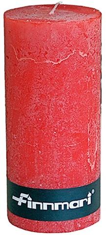 Pöytäkynttilä 7X15 Cm Punainen