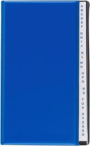 Puhelinmuistio Sininen