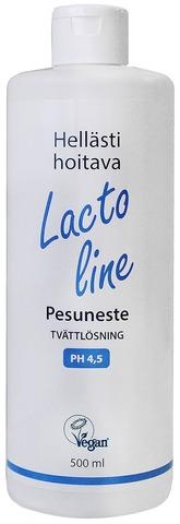 Lactoline 500ml hajustamaton pesuneste