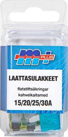 Motoral M+ Laattasulakelajitelma 15/20/25/30A