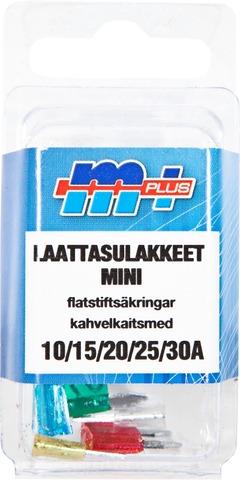 Motoral M+ Laattasulakelajitelma 10/15/20/25/30A