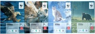 Wwf Vihko A5/40 Nidottu
