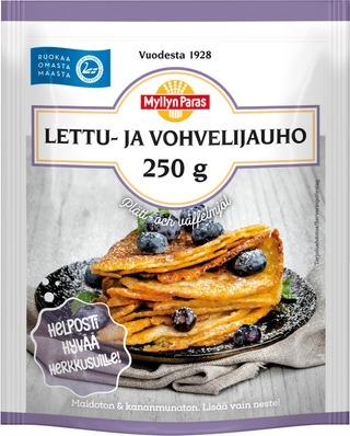 Myllyn Paras Lettu- Ja Vohvelijauho 250G