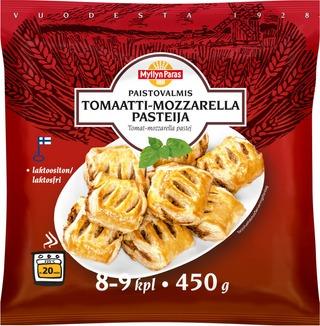 Myllyn Paras Tomaattimozzarella Pasteija 450 G Pakaste