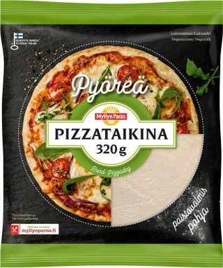 Myllyn Paras Pizzataikina 320 G Pakaste