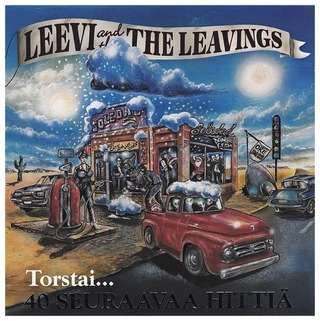 Leevi And The Leavings - Torstai: 40 Seuraavaa Hittiä 2Cd Cd1