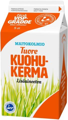 Maitokolmio Kuohukerma 5Dl